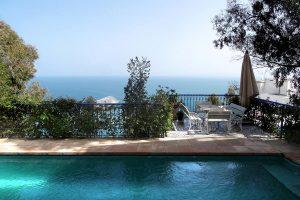 La VIlla Bleue Sidi Bou Saïd - Tunisie