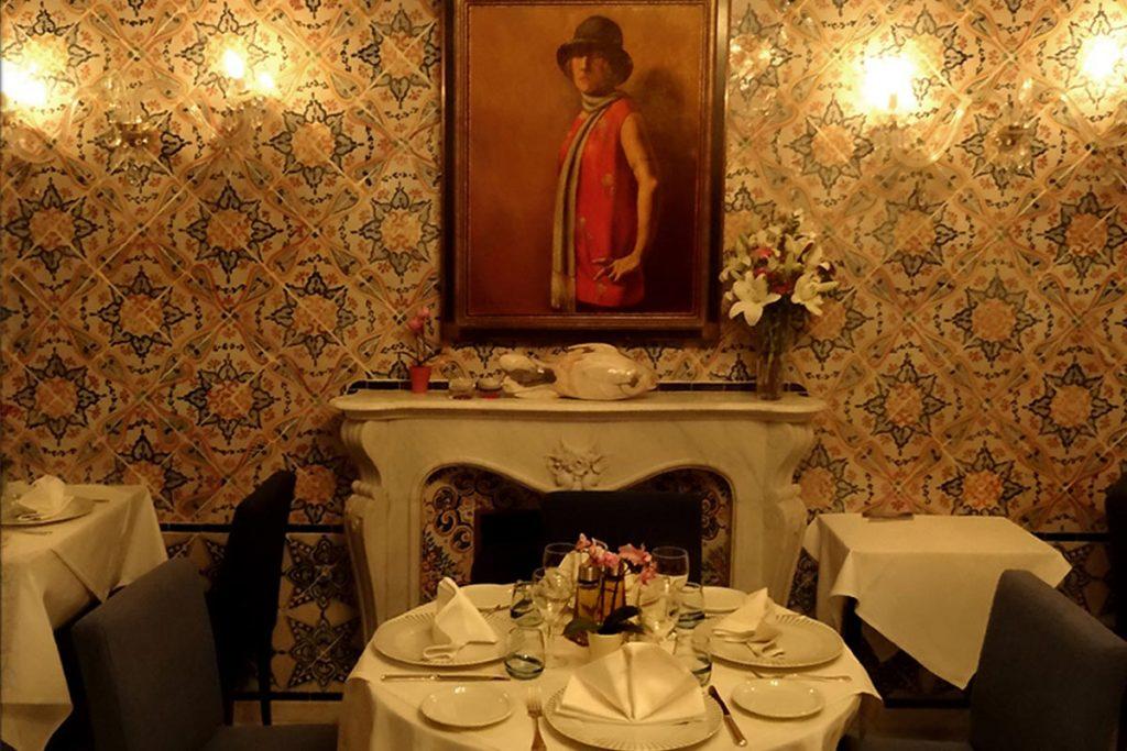 Restaurant La Villa Bleue Sidi Bou Saïd
