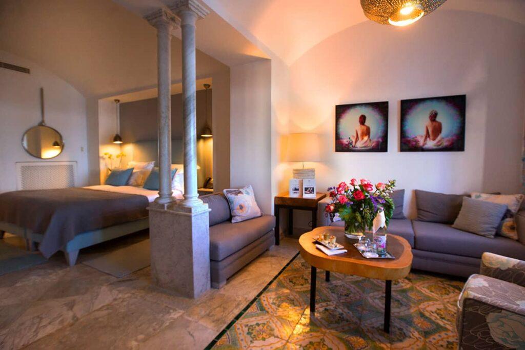 Junior Suite la Villa Bleue Sidi Bou Saîd
